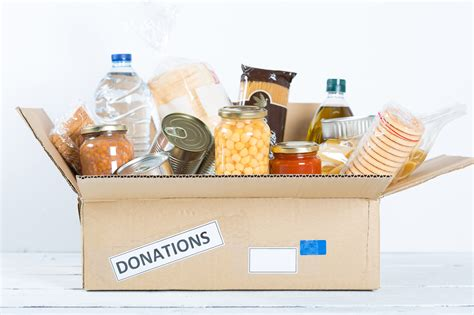 new year food donation donate for a free plano profile connecting collin