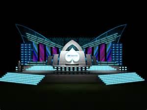 Stage Design By Navneet Shetty At Coroflot Com