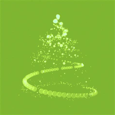 gambar dp bbm pohon natal  bergerak gif cantik  indah