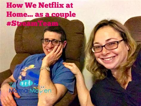 www couple how we netflix at home