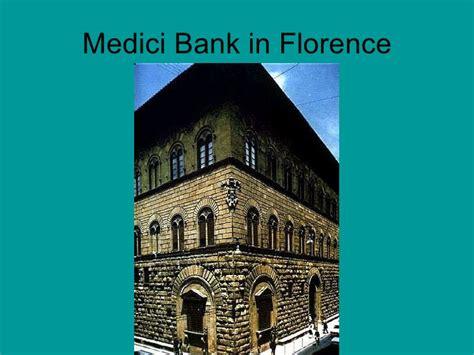 bank medici 1 renaissance in florence