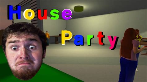 house party game house party indie game debauchery and beer pong youtube