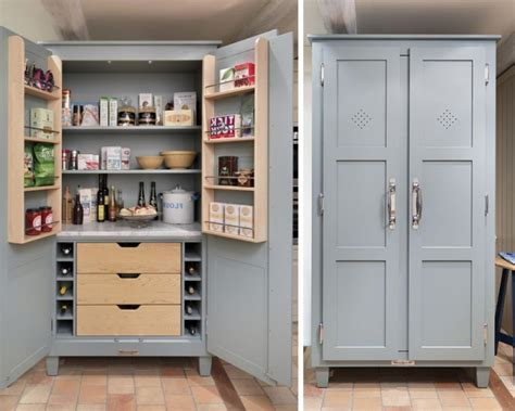pantry cabinet plans pictures ideas tips from hgtv hgtv 100 corner kitchen cabinet storage solutions 25
