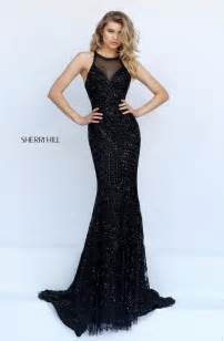 Sherri hill prom a unique and original collection of prom dresses