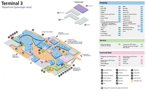 heathrow terminal 5 floor plan heathrow airport terminal 3 cheapest place to buy chanel