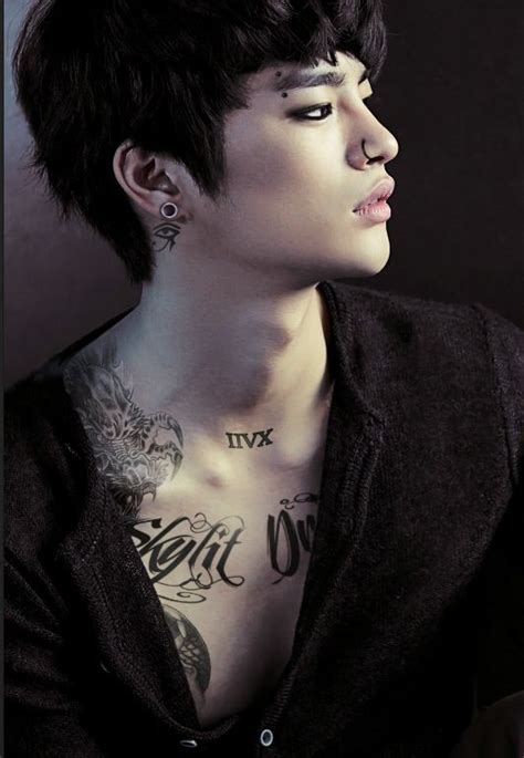 kpop tattoos 55 best kpop images on tattooed