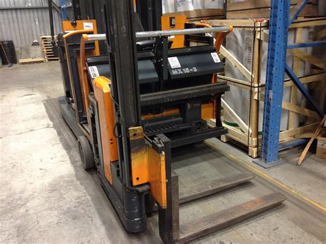swing reach truck used swing reach truck forklift still areic inc