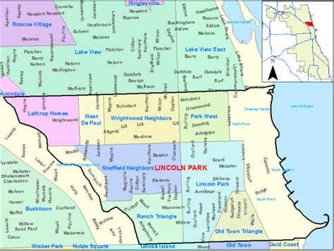 lincoln park chicago map chicago real estate lincoln park homes for sale re max