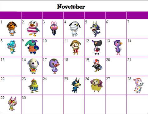 new year november animal image november png animal crossing wiki fandom