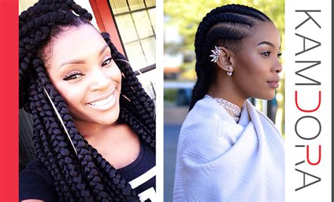 One Big Braid Hairstyles by One Million Braid Hairstyles Hair Is Our Crown