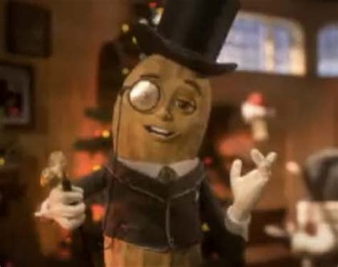 New Planters Peanut Commercial by Mr Peanut