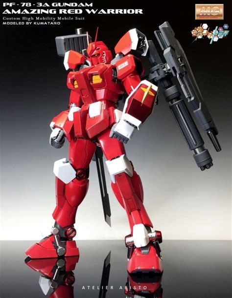 Tg255 Gundam Amazing Warrior Mg kumataro s improved work mg 1 100 gundam amazing