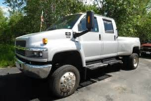 Chevrolet Top Kick The Chevy Kodiak And The Gmc Topkick Are The American
