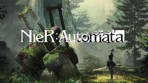 nier automata nier automata screens show desolate new environments