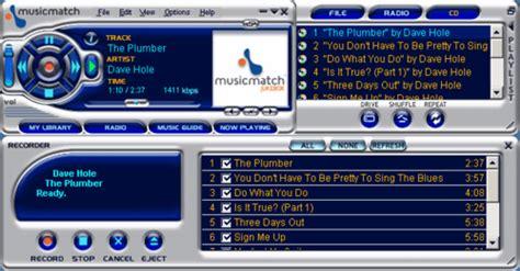 jukebox mp3 converter download baixar a 250 ltima vers 227 o do musicmatch jukebox gr 225 tis em