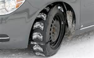 Car Tires For Snow Tested Snobootz Winter Traction Aid For Car Tires