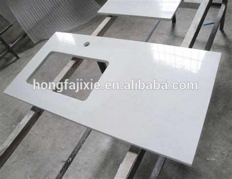 Cheapest Place To Buy Quartz Countertop by Artificial Quartz Countertop Sparkle White Quartz