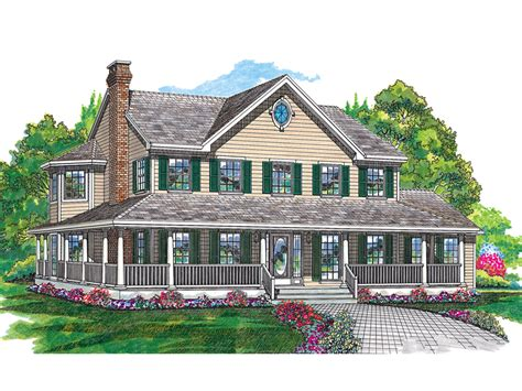 farmhouse plans with pictures cornfeld traditional farmhouse plan 062d 0042 house