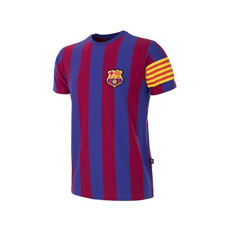 T Shirt Fc Barcelona 1 shop fc barcelona captain retro t shirt 6853 buy copa