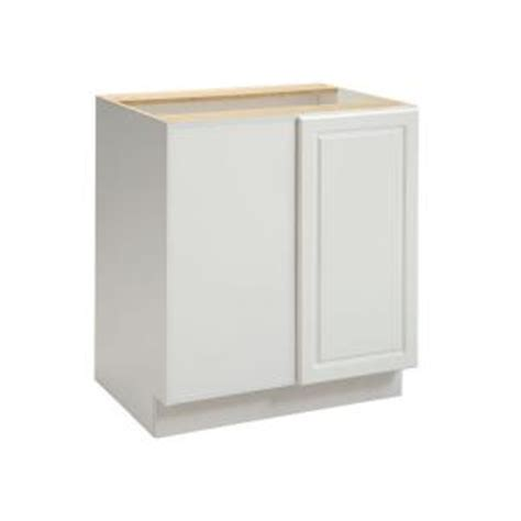 Home Depot Corner Cabinet by Heartland Cabinetry Ready To Assemble 30x34 5x24 3 In