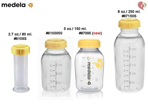 medela breast milk storage collection bottle 3 oz 80 ml 5 oz 150 ml 8 oz 250 ml ebay