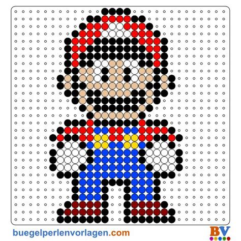 hama bead template printable 1000 images about strijkkralen hama perles on