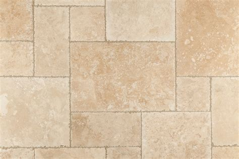 izmir travertine tile pattern sets brushed and chiseled