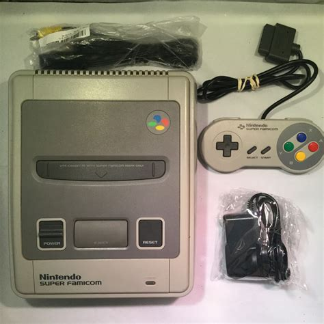 famicom console nintendo famicom snes console with cic switchless