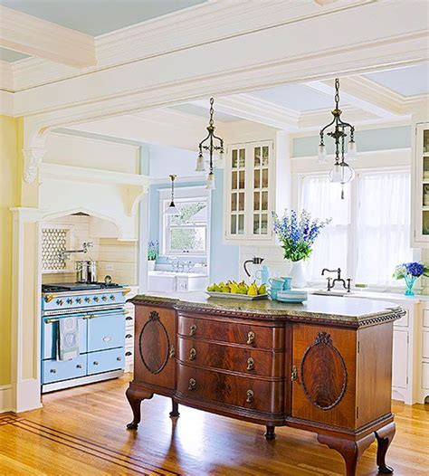 better homes and gardens kitchen ideas kitchen island designs we