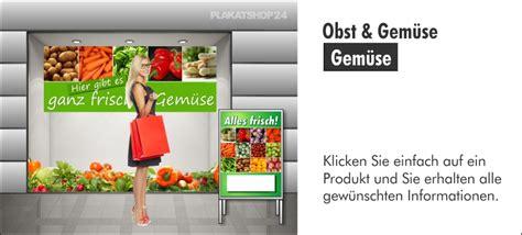 Obst Aufkleber Kaufen by Gem 252 Se Obst Und Gem 252 Se G 252 Nstige Plakate Werbebanner