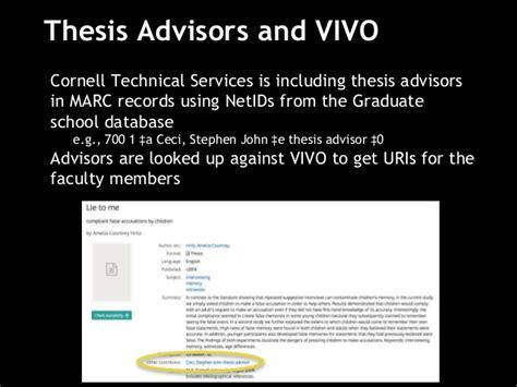 thesis advisor is dissertation advisor cornell inhisstepsmo web fc2 com