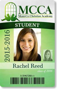 portrait id card template sle card designs