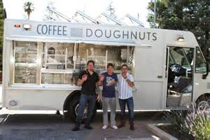 Donut Food Truck Johnny Doughnuts The Transition From Food Truck To
