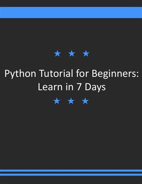 python tutorial complete python tutorial