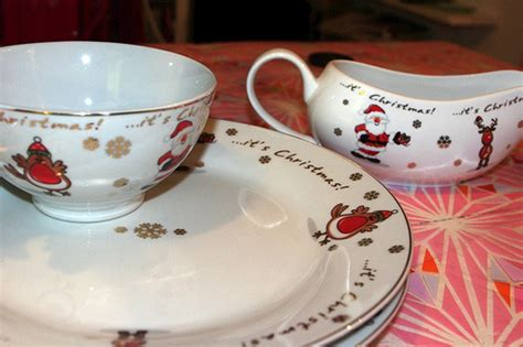 christmas crockery flickr photo sharing