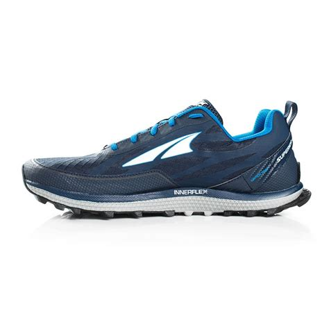 running shoes drop superior 3 5 mens zero drop trail running shoes blue at