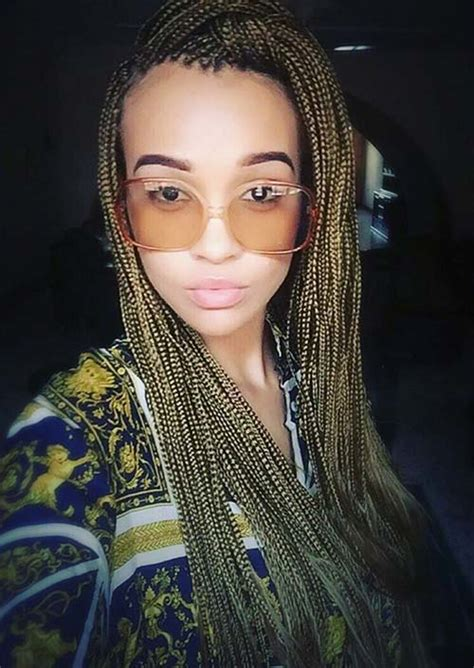 braid long thin hair 35 awesome box braids hairstyles you simply must try