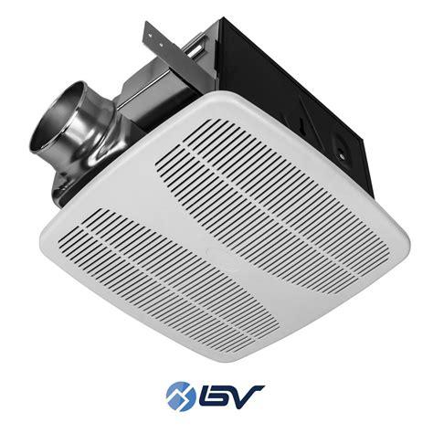 super quiet exhaust fan bv ultra quiet 140 cfm 1 5 sones bathroom ventilation