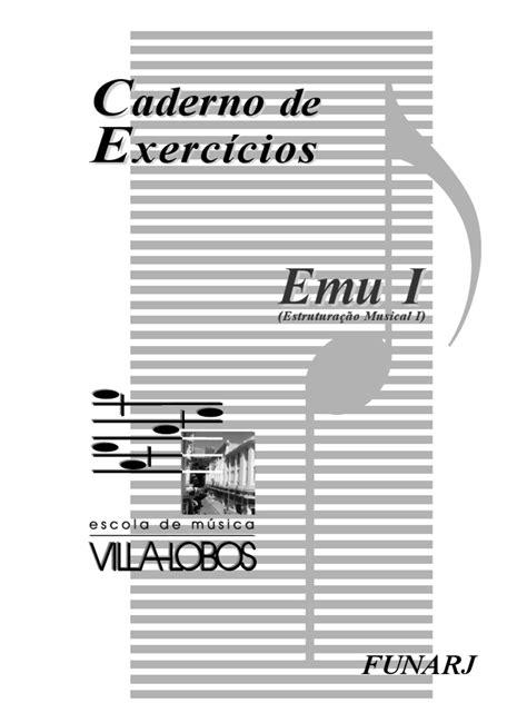 Teoria Musical 1 - Exercicios | Intervalo (Música