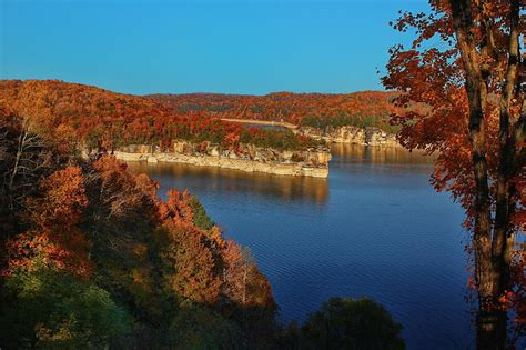largest virgina west virginia s largest lake photograph by lanis rossi