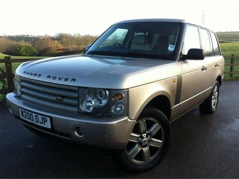 range rover used for sale uk used land rover range for sale 163 20000 autopazar