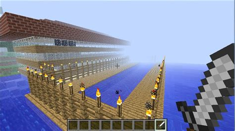 Creative Minecraft Houses by Simple House Creative Mode Minecraft Project