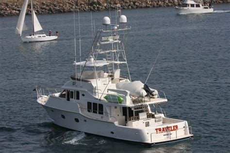 fishing boat for sale southern california mikelson m59 nomad luxury cruising sportfisher for sale in