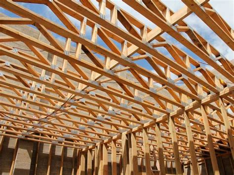Prefabricated Roof Trusses maui truss projects truss systems hawaii