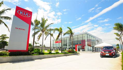 Kia Dealers Philippines Kia Ph Opens Dealership In Mindoro Province Top