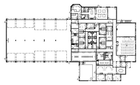 volunteer fire station floor plans fire station floor plan home design plans elegant theme
