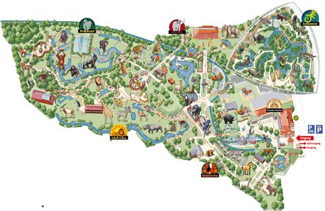Zoologischer Garten Leipzig Preise by Zoo Leipzig Tiergaerten De