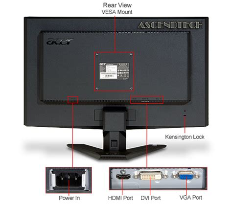 acer x233h widescreen lcd monitor display specs high definition wide acer x233hbid 23 quot widescreen lcd