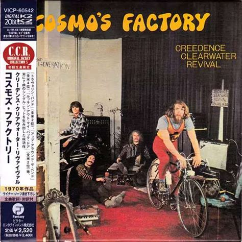 Cd Creedence Clearwater Revival Cosmo S Factory 2 Creedence Clearwater Revival Cosmo S Factory Records Lps