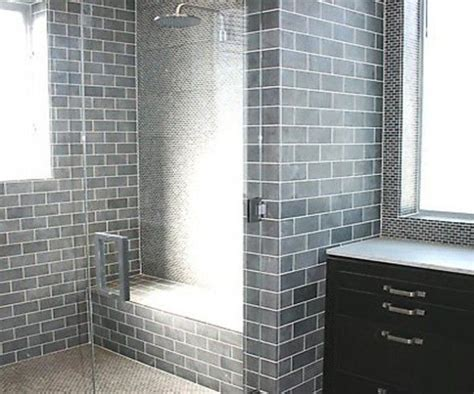 subway tile designs for bathrooms gray subway matte tile bathroom subway tiles for